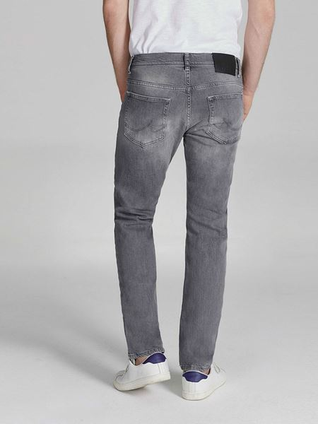 Picture of SAWYER STEEL GRAY UNDAMAGED WASH TROUSERS