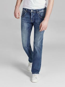 Picture of PAUL JC AERO BLUE WASH TROUSERS