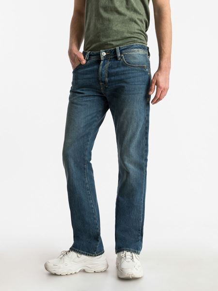 Picture of RODEN GIOTTO WASH TROUSERS