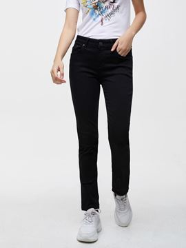Picture of ASPEN Y BLACK WASH TROUSERS