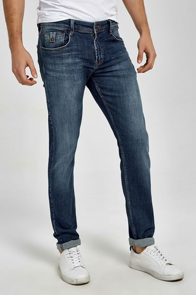 Picture of JONAS TRAVERS WASH TROUSERS