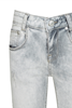 Picture of LUNA G GREY ICE WASH TROUSERS