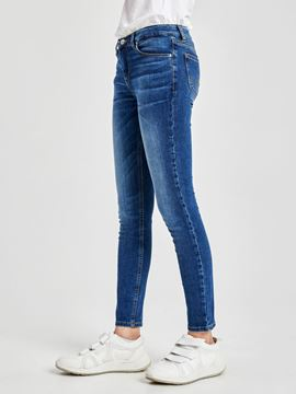 Picture of AMY G LORIL UNDAMAGED WASH TROUSERS