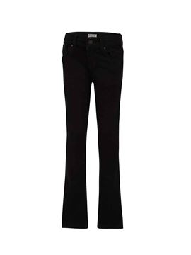 Picture of RAVI B BLACK WASH TROUSERS