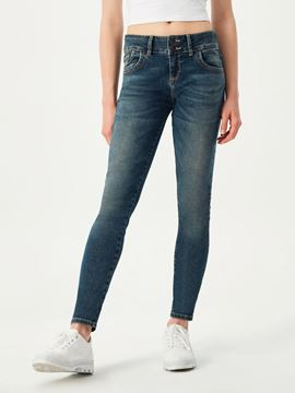 Picture of MOLLY M NOIRE WASH TROUSERS